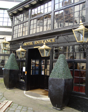 A: The George Hotel