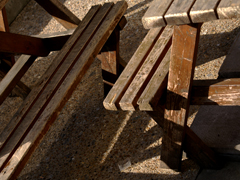 Benches Chairs 2