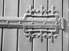 Church Hinges