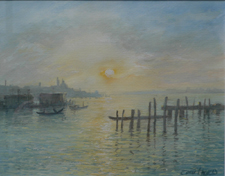 Lagoon, Venice, Early Morning