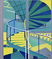 The Staircase (The Sainsbury Centre, Norwich)